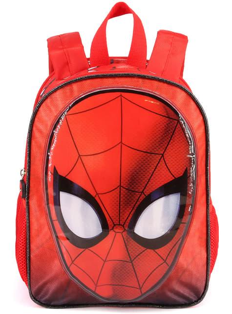 Spiderman Vendbar Skole Ryggsekk