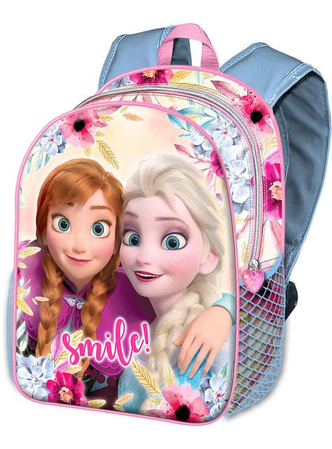 Mochila infantil de Anna e Elsa - Frozen