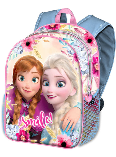 Mochila infantil de Anna y Elsa - Frozen