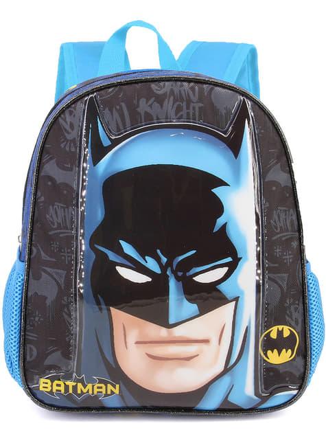 Mochila infantil de Batman azul