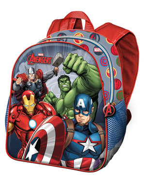 Kids 'The Avengers Backpack in Blue