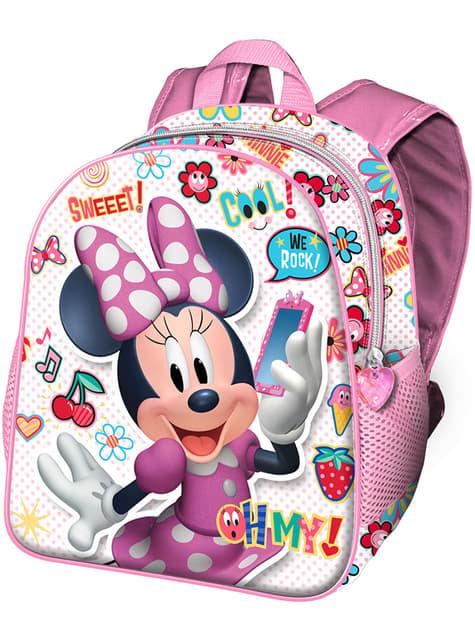 Petit Sac à dos enfant Minnie Mouse - Disney