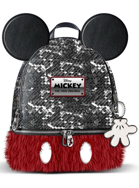 Mochila Mickey Mouse con orejas pequeña - Disney
