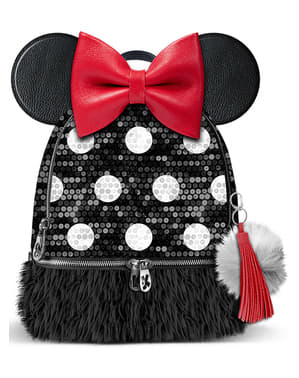 Minnie Mouse Ears & Dots Backpack Small - Disney