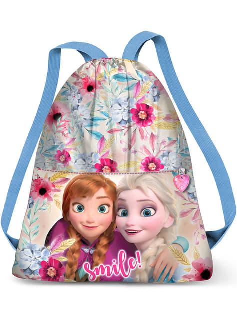 Frost Ryggsekk med Snøring - Disney