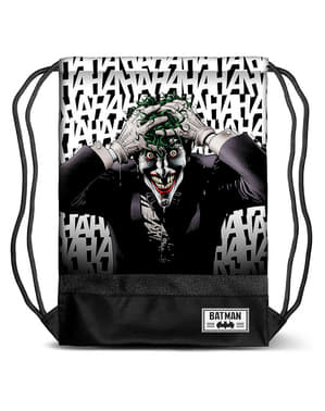 Joker Drawstring Backpack - DC Comics
