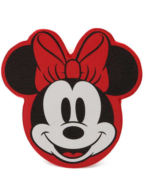 Minnie Mouse Red Purse - Disney