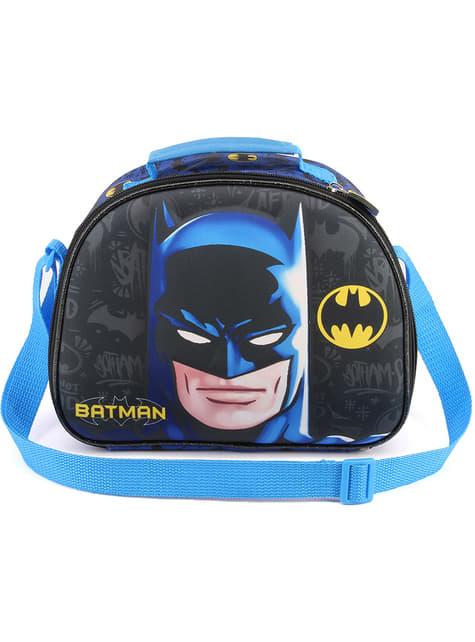 Portameriendas 3D de Batman