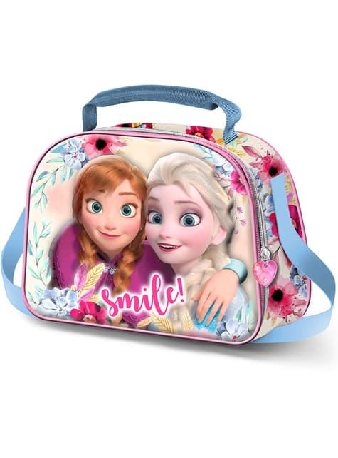 3D box na oběd Ledové království - Disney