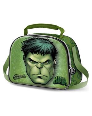 Hulk 3D Öğle Yemeği Çantası