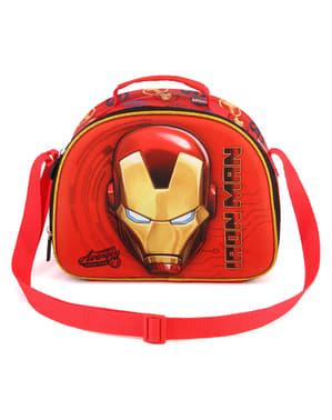 Чанта за обяд с Iron Man 3D