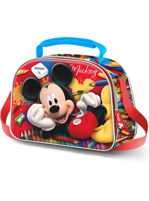 3D box na oběd Mickey Mouse - Disney
