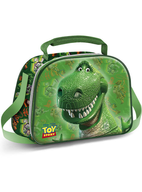 Lancheira 3D de Toy Story Rex