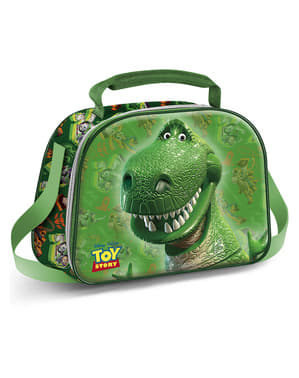 Toy Story Rex 3D Lunch Bag