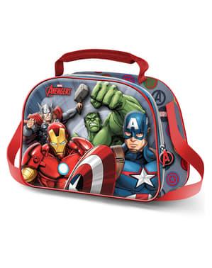 Avengers 3D Öğle Yemeği Çantası