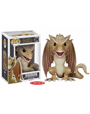 "Funko POP! 6 ""Viserion - Game of Thrones"