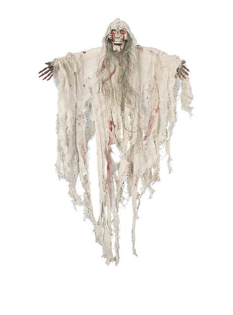 Fantasma ensanguentado pingente