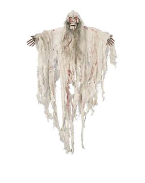 Fantôme ensanglanté suspendu