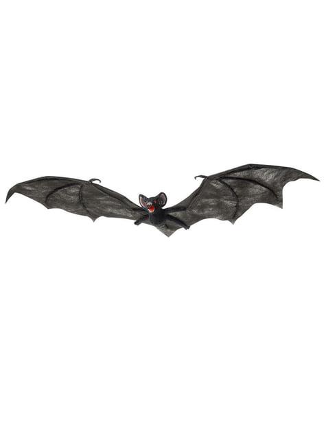 Fledermaus mit großen Flügeln