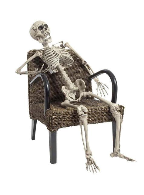 Esqueleto articulado 160 cm - para tus fiestas