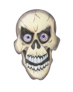 Craniu de șifon cu ochi piatră
