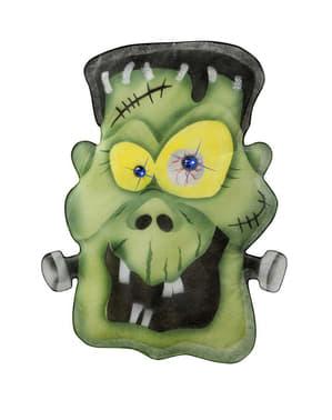 Figura de Frankenstein com olhos de pedra