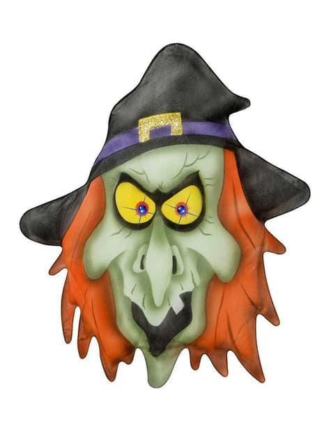 Chiffon Witch with Stone Eyes
