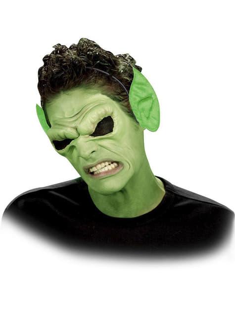 Spidse grønne ører