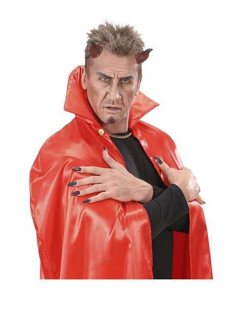 Cuernos infernales de diablo - para tu disfraz