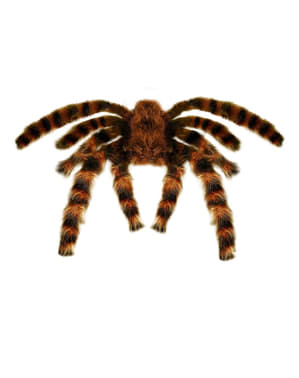 Tarántula moldeable de 65 cm.