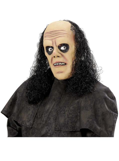 Gravedigger maszk hajjal