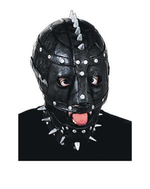 Masque de rockeur maniaque