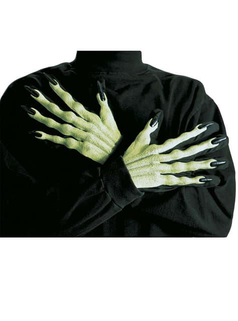 Rękawice czarownicy