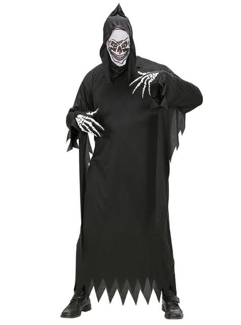 Bony Skeleton Gloves