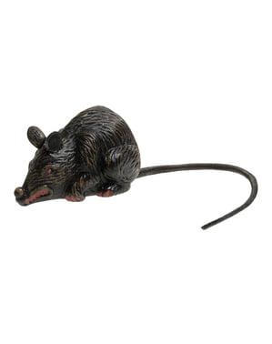 Rata decorativa escalofriante