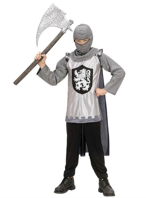 Hacha medieval envejecida - para tu disfraz