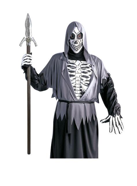 Włócznia szkielet