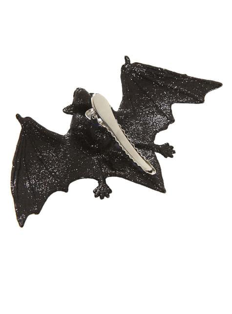 Clip murciélago para el pelo - para tu disfraz