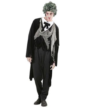Ανδρική Κοστούμια Zombie Gentleman