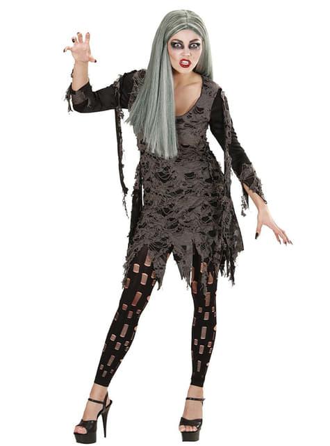 Disfraz de muerta de ultratumba - mujer