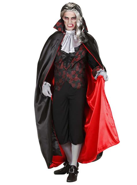 Disfraz de Conde vampiro malvado - original
