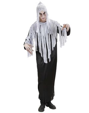 Costum de demon spectral pentru adult