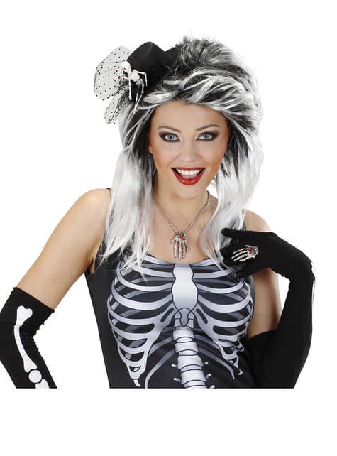 Anillo mano de esqueleto - original