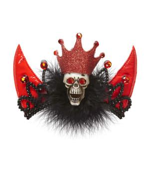 Demonische voodoo tiara