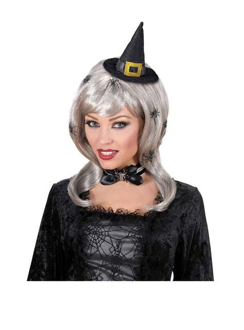 Mini sombrero de bruja clásico - para tu disfraz