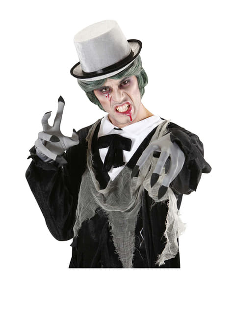 Rękawiczki wampir zombie