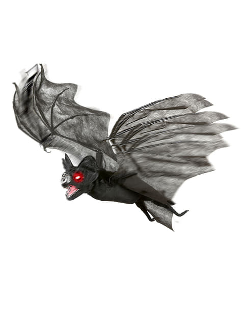 Bat with Light, Wings and Sound