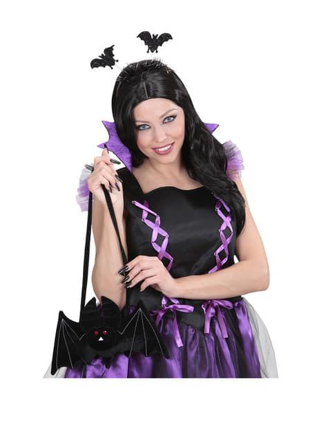 Bolso de murciélago Halloween - para tu disfraz