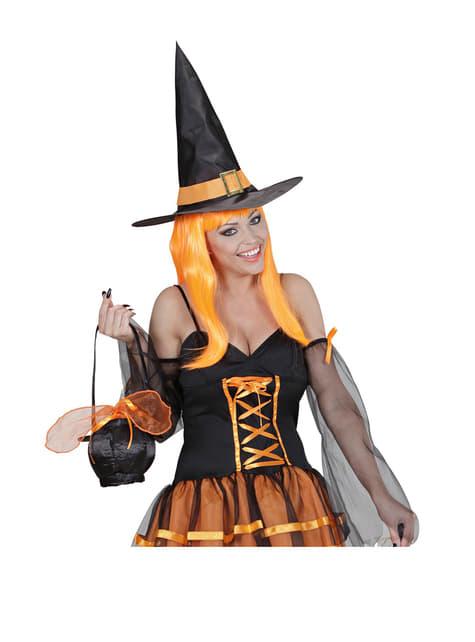 Bolso de caldero de bruja Halloween - para tu disfraz