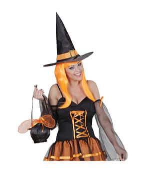 Bolso de caldero de bruja Halloween